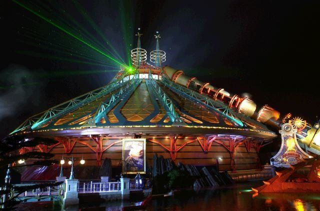 Busreis Disneyland Parijs 3 dagen - Space Mountain